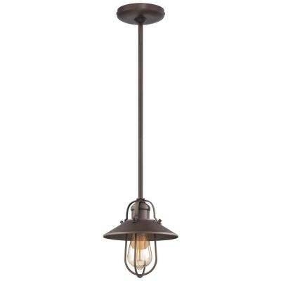 Cage – Minka Lavery – Pendant Lights – Hanging Lights – The Home Depot Within Minka Lavery Pendants (#1 of 15)