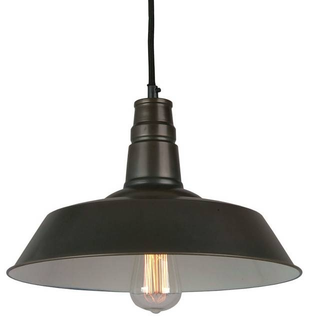 Popular Photo of Industrial Pendant Lights