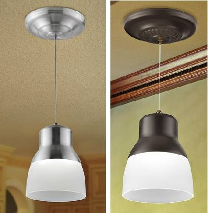 Ceiling Lighting: How To Make Battery Operated Ceiling Light Led Pertaining To Battery Pendant Lights (#7 of 15)