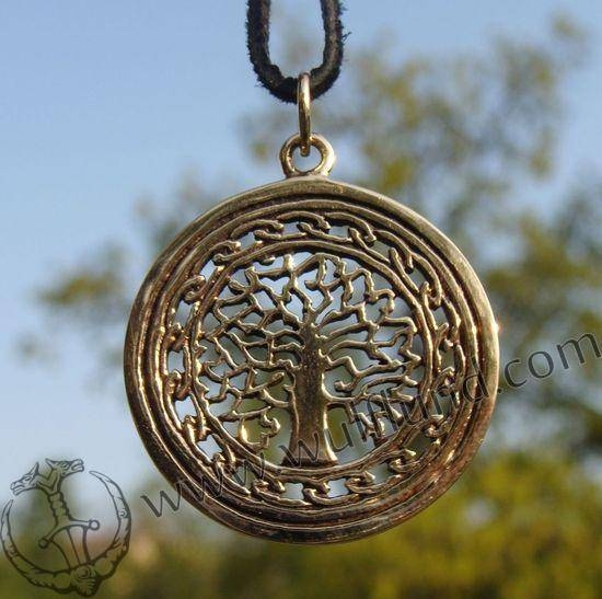 Popular Photo of Bronze Pendants