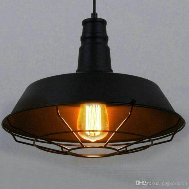 Vintage Industrial Glass Pendant Light: 15 Best Collection Of Industrial Pendant Lights Australia