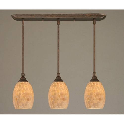 Chic 3 Pendant Light Multiple Light 2 Or 3 Mini Pendant Lighting For 3 Pendant Lights Kits (#7 of 15)