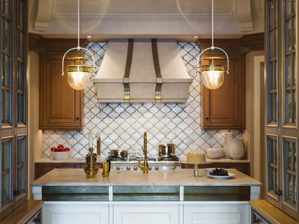 Choosing The Right Kitchen Island Lighting For Your Home | Hgtv Inside Double Pendant Kitchen Lights (#4 of 15)