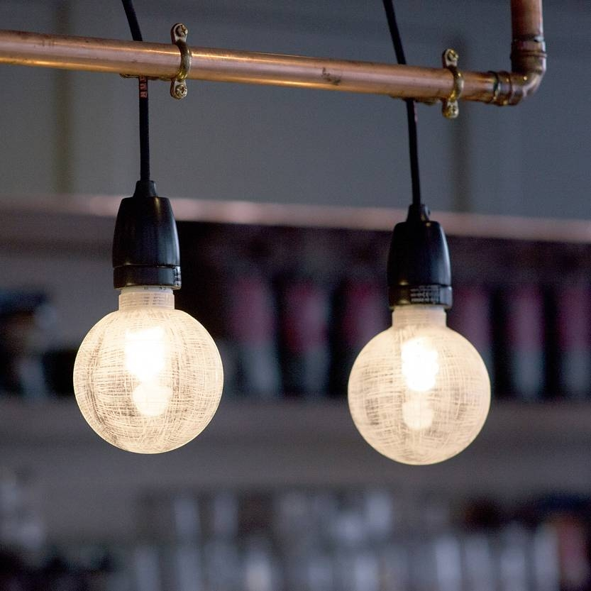 Classic Black | Nud Collection With Nud Classic Pendant Lights (#9 of 15)