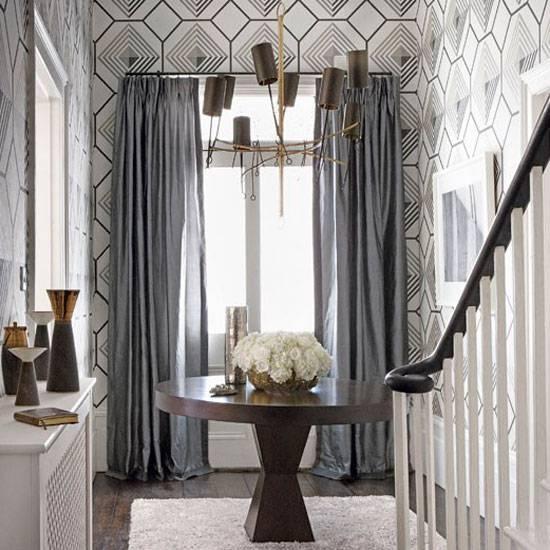 Classic Entrance Halls – 10 Best | Ideal Home Regarding Entrance Hall Lighting (#8 of 15)