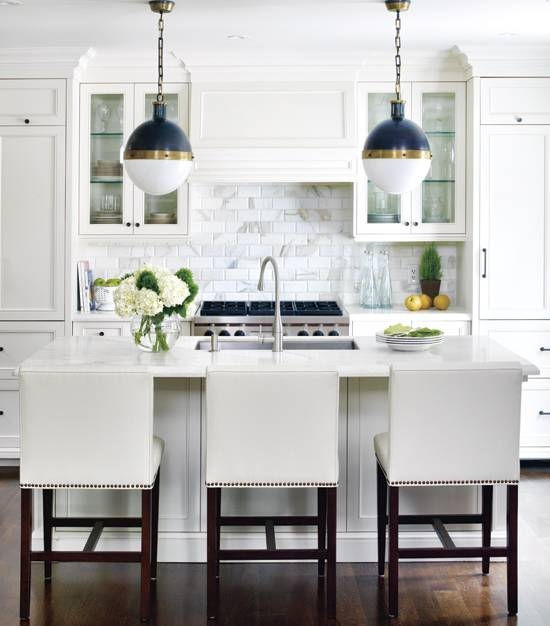 Classic Kitchen Pendant Lighting: The Hicks Pendant | Drivendecor In Small Hicks Pendants (View 3 of 15)