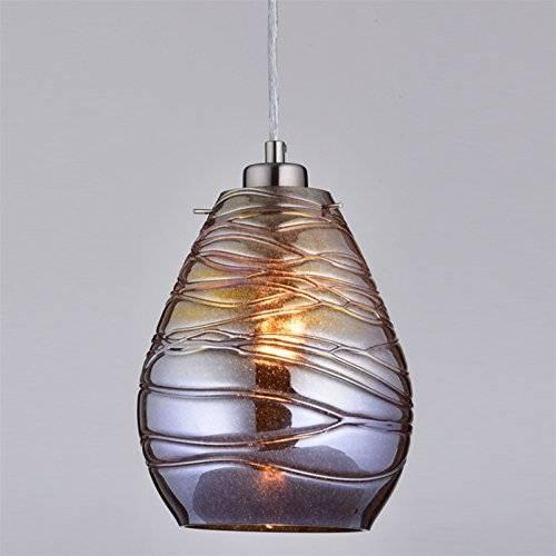Claxy® Ecopower Kitchen Antique Mercury Glass Pendant Lighting With Regard To Mercury Glass Pendant Lights Fixtures (#6 of 15)