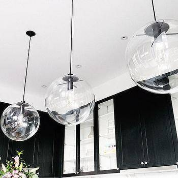 viewing photos of glass globes for pendant lights showing 3 of 15