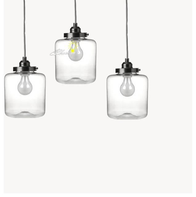 Clear Glass Pendant Lights – Hbwonong With Regard To Plain Pendant Lights (#10 of 15)