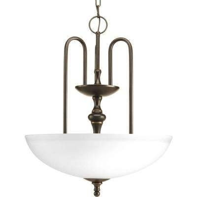 Clearance – Pendant Lights – Hanging Lights – The Home Depot Inside Clearance Pendant Lighting (View 5 of 15)
