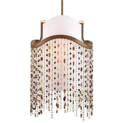 Clearance – Pendant Lights – Hanging Lights – The Home Depot Throughout Clearance Pendant Lighting (View 6 of 15)
