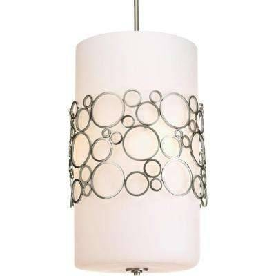 Clearance – Pendant Lights – Hanging Lights – The Home Depot With Clearance Pendant Lighting (View 3 of 15)