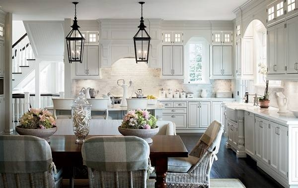 Coastal Style: Coastal Lighting – Hamptons Style Pertaining To Kitchen Lighting Melbourne (#11 of 15)