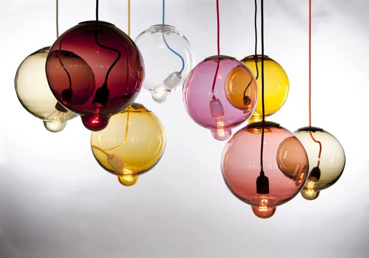 Popular Photo of Coloured Glass Lights