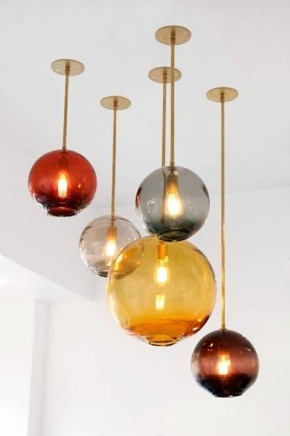 Coloured Glass Pendant Lights Uk – Pendant Lighting Ideas Throughout Coloured Glass Pendants (#12 of 15)