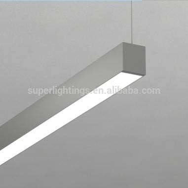 Commercial Indoor Suspended Led Linear Pendant Light – Buy Led In Commercial Hanging Lights Fixtures (View 12 of 15)