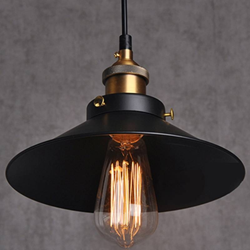 Compare Prices On Industrial Light Fittings And Lamps  Online Inside Industrial Pendant Lights Fittings (View 7 of 15)