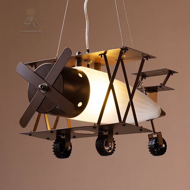 Compare Prices On Light Airplane  Online Shopping/buy Low Price With Airplane Pendant Lights (View 6 of 15)