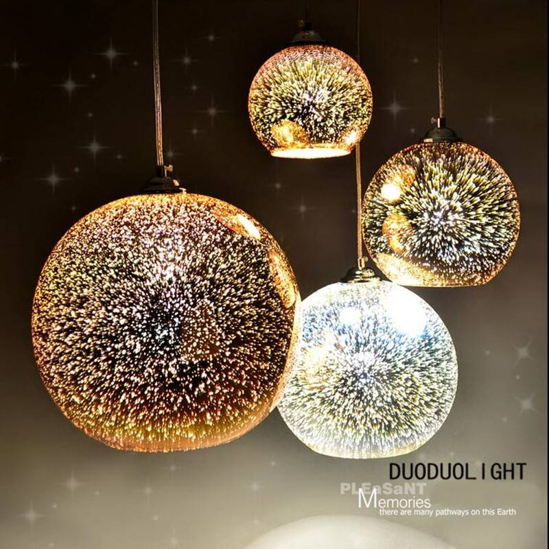 Compare Prices On Mirror Ball Lamp  Online Shopping/buy Low Price Throughout Disco Ball Pendant Lights (#5 of 15)