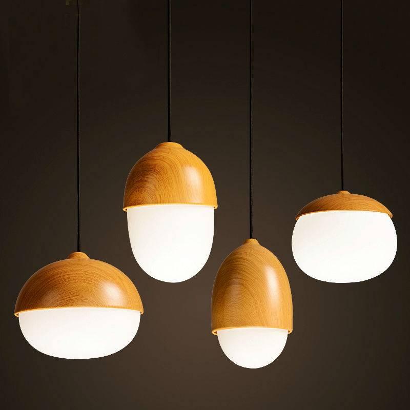Popular Photo of Nut Pendant Lights