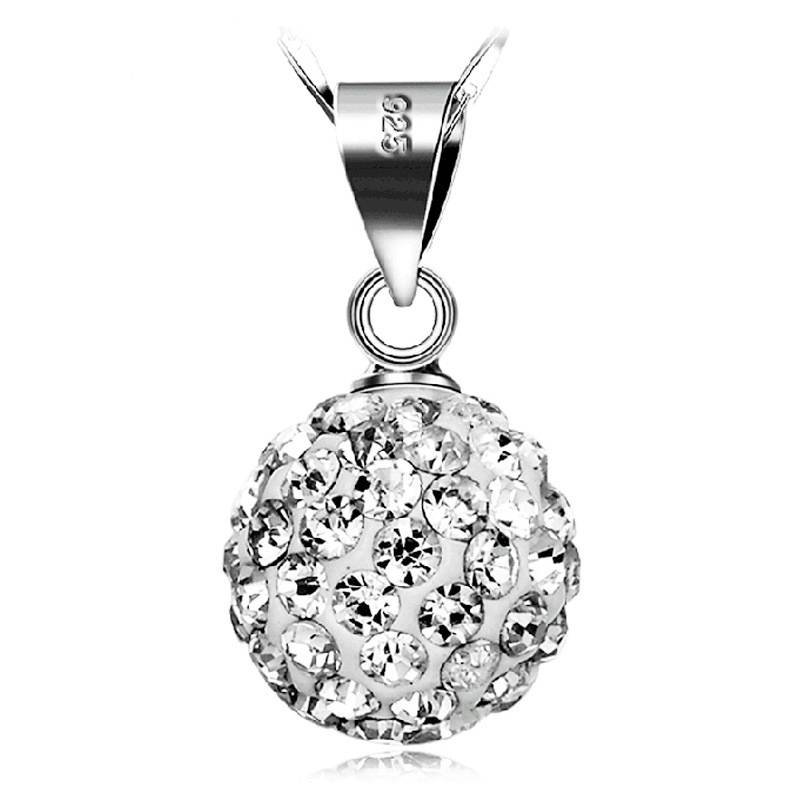 Compare Prices On Shamballa Pendants Online Shopping/buy Low Intended For Disco Ball Pendants (View 9 of 15)