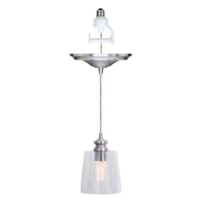 Conversion Kit Included – Pendant Lights – Hanging Lights – The Pertaining To Instant Pendants (#8 of 15)