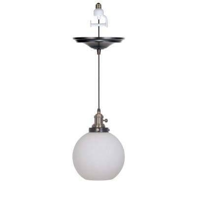 Conversion Kit Included – Pendant Lights – Hanging Lights – The Regarding Instant Pendants (View 13 of 15)