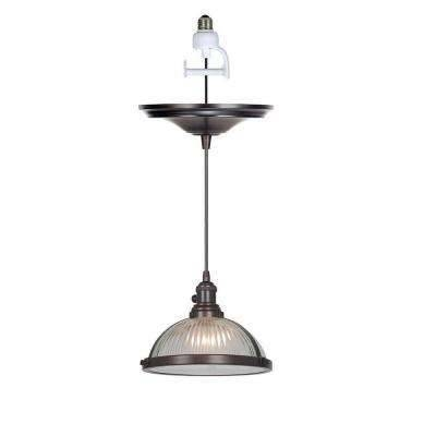 Conversion Kit Included – Pendant Lights – Hanging Lights – The Throughout Instant Pendant Lights (#2 of 15)