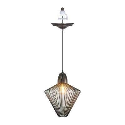 Conversion Kit Included – Pendant Lights – Hanging Lights – The With Pendant Lights Conversion Kits (#7 of 15)