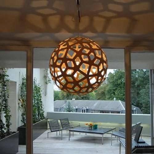 Coral Pendant Lightdavid Trubridge | Ylighting For David Trubridge Coral Pendants (#5 of 15)