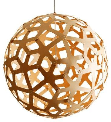 Coral Pendant – / Ø 60 Cm Wooddavid Trubridge Intended For David Trubridge Coral Pendants (#4 of 15)