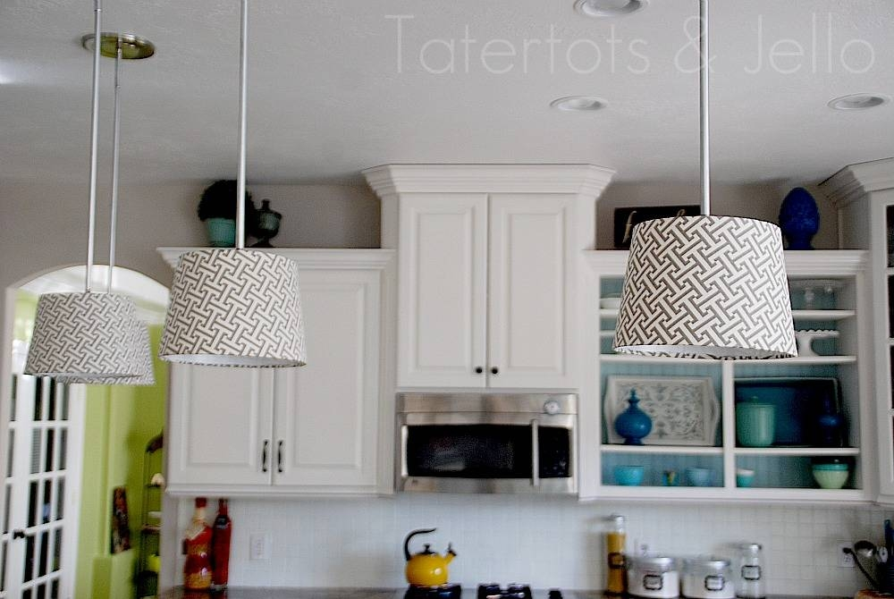 Crafty Imaginings & Silly Things: Who Knew? Recessed Converts To With Recessed Lights Pendants (View 13 of 15)