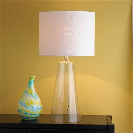 Crate & Barrel Zak Table Lamp Look 4 Less Throughout Crate And Barrel Shades (#3 of 15)