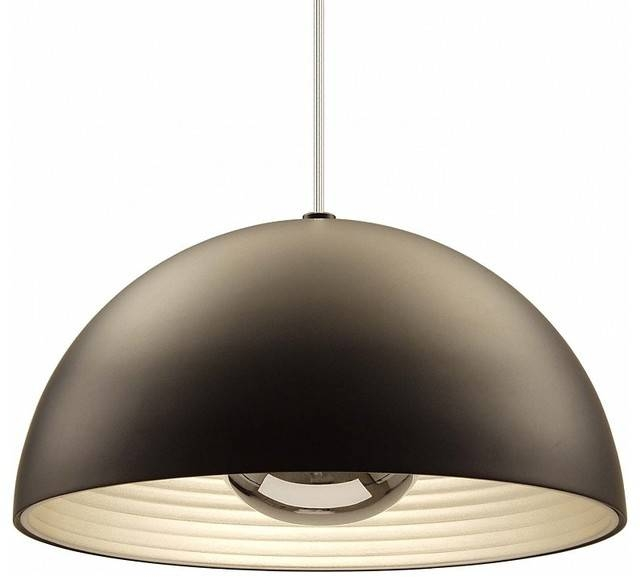 Creative Of Dome Pendant Light Dome Pendant Light Gap Lighting Pertaining To Large Dome Pendant Lights (#3 of 15)