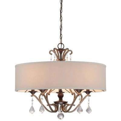 Crystal – Minka Lavery – Pendant Lights – Hanging Lights – The With Minka Lavery Pendant Lights (#4 of 15)