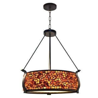 Dale Tiffany – Pendant Lights – Hanging Lights – The Home Depot Inside Dale Tiffany Pendant Lights (#4 of 15)