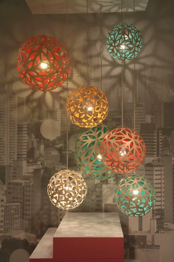 David Trubridge Debuts New Lights In Frankfurt – Design & Trend In David Trubridge Coral Pendants (#8 of 15)