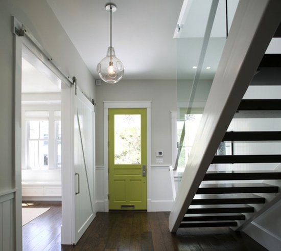 Decorating A Modern Entryway – Euro Style Home Blog – Modern For Pendant Lights For Entryway (#4 of 15)