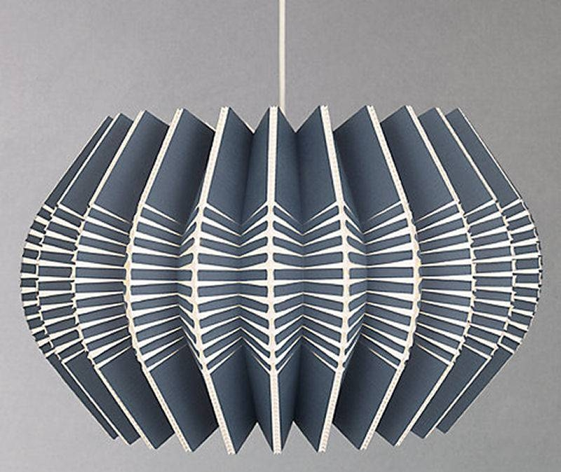 Design On The High Street: Ciara O'neill Lampshades At John Lewis Regarding John Lewis Pendant Light Shades (#13 of 15)