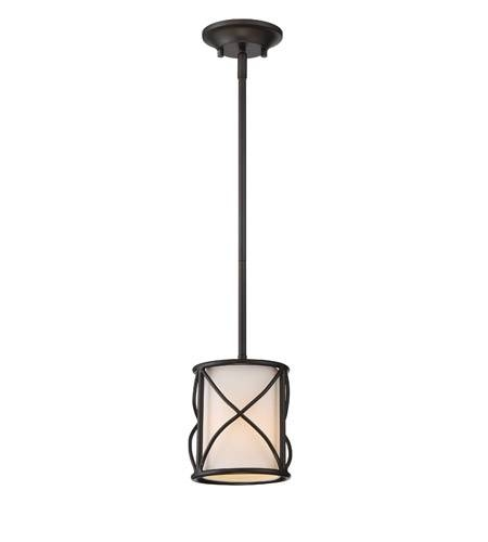 Designers Fountain 88630 Orb Avara 1 Light 6 Inch Oil Rubbed With Regard To Oil Rubbed Bronze Mini Pendant Lights (#10 of 15)