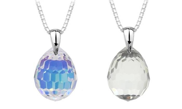 Disco Ball Crystal Pendants | Groupon Goods With Disco Ball Pendants (View 2 of 15)