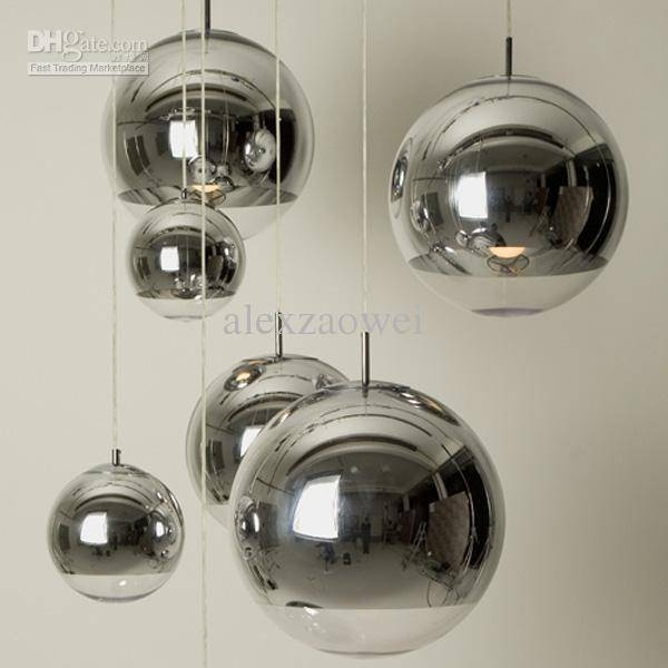 Discount Hot Selling Mizu Songle Head 20Cm/30Cm/40Cm Mirror Ball With Mizu Pendant Lights (#3 of 15)