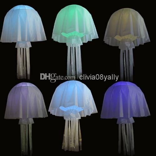 Inspiration about Discount Jellyfish L& Shade Inflatable Droplight Kitchen Pendant In Jellyfish Pendant Lights (# & Viewing Photos of Jellyfish Pendant Lights (Showing 13 of 15 Photos) azcodes.com
