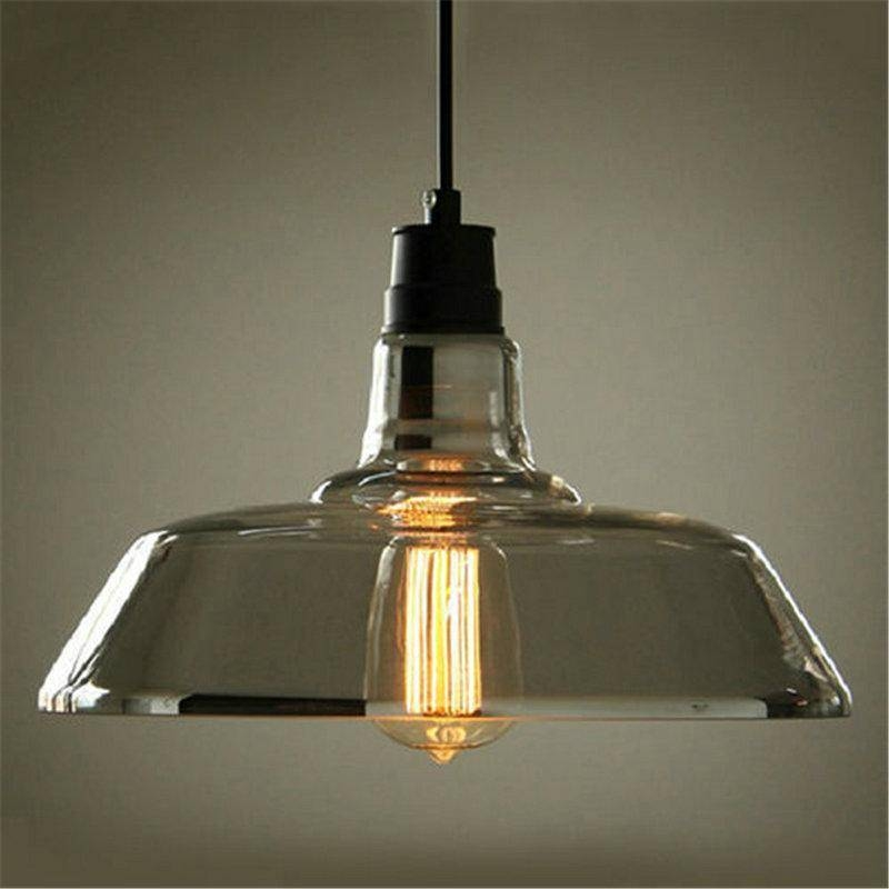 Discount Tom Dixon Pendant Lighting Suspension Light Smoke Color Throughout Glass Pendant Lights Fittings (#10 of 15)