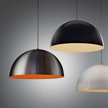 Dome Pendant Light | Gap Lighting  Dome Lights Intended For Large Dome Pendant Lights (#4 of 15)