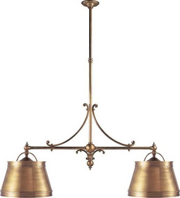 Double Pendant Light – Sl Interior Design With Regard To Double Pendant Lights Fixtures (#8 of 15)