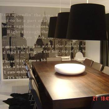 Drum Pendant Design Ideas With Regard To Black Drum Pendants (View 11 of 15)