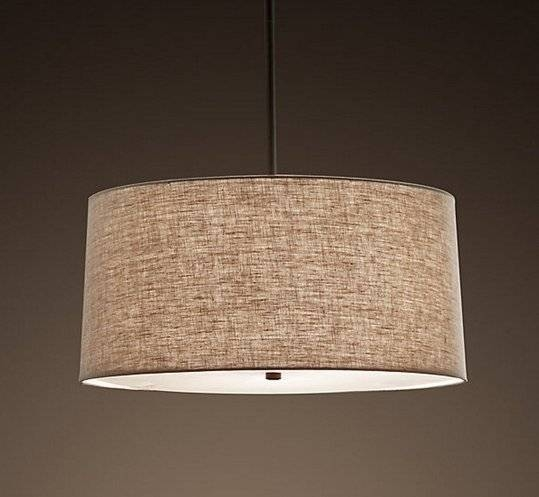 Drum Pendant Light (#9 of 15)