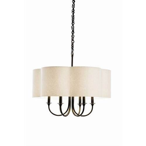 Drum Pendant Lighting: Drum Shade Pendant Lights | Bellacor With Drum Pendant Lighting (#8 of 15)
