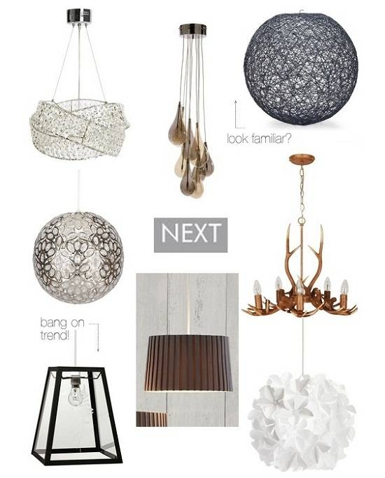Easy Fit Pendant Lights From The High Street | Dear Designer Inside Easy Fit Pendant Lights (#6 of 15)